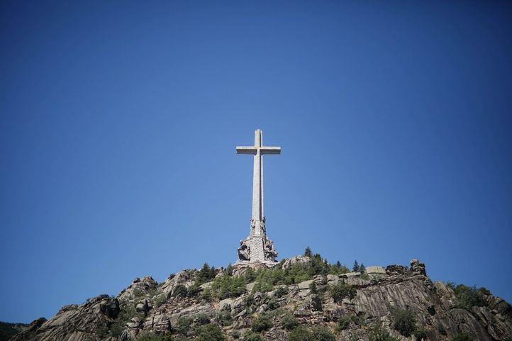 Falllida exhumación del Valle de los Caídos
