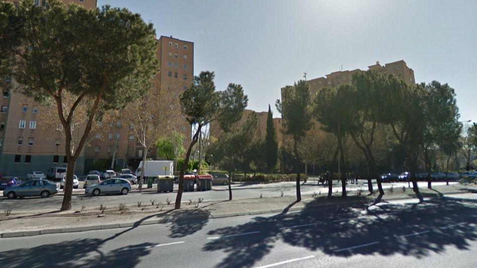 Muy Grave Tras Ser Atropellada En San Blas Madridiario