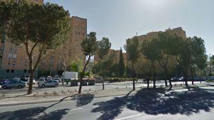 El atropello ha tenido lugar en la antigua calle Hermanos García Noblejas.