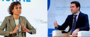 Montserrat releva a Hernando y Teodoro García Egea controlará el partido