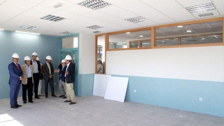 Nuevo instituto en Alcobendas en septiembre