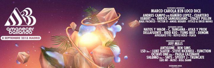 'Amanecer Bailando' no se celebrará en El Soto