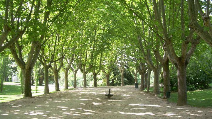 Parque del Oeste.