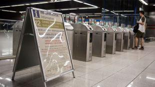 Arrancan las obras en Metrosur