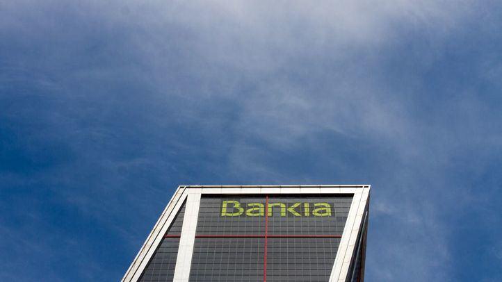 Bankia obtuvo un beneficio neto atribuido de 515 millones de euros en el primer semestre, un 0,1% más
