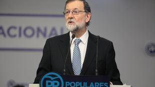 Irse sin apartarse: la nueva oficina del registrador Rajoy, al lado de Génova