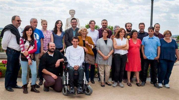 Su objetivo pasa por 'mantener y ensanchar las señas de identidad democrática y participativa que alumbraron Ahora Madrid en 2015.