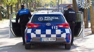Detenido por morder a varios policías en un bar de Pinto
