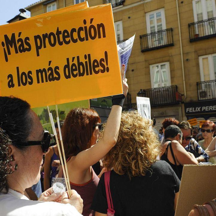Convocada una concentración en rechazo a la condena de Juana Rivas