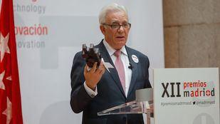 Jesús Sánchez Martos, director de la Fundación Madri+d.