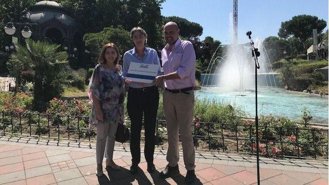 El Parque de Atracciones dona 50 entradas al Ayuntamiento para menores en situación de vulnerabilidad