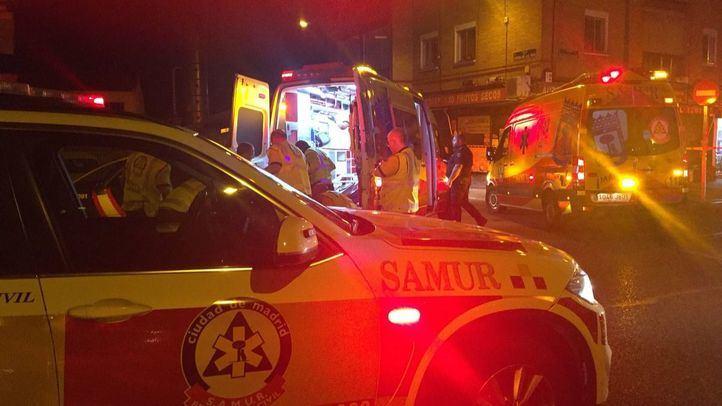 Reyerta mortal en Carabanchel: un joven fallece apuñalado