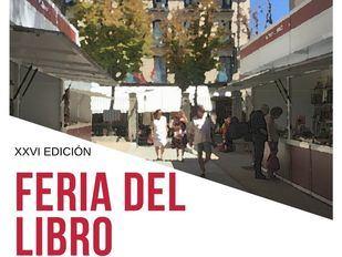 XXVI edición de la Feria del Libro Antiguo y de Ocasión del Real Sitio.