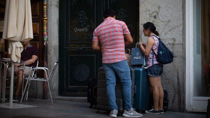 Lavapiés 'sacude' al Ayuntamiento por los pisos turísticos