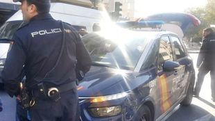 Los agentes han determinado que los ocho atracos fueron cometidos por el detenido.