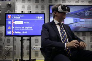 Metro viaja al futuro: tornos anchos, barreras en andenes y pantallas táctiles