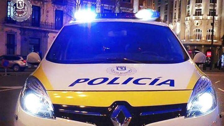 Detenido un menor tras un intento de robo con fuerza a una joven