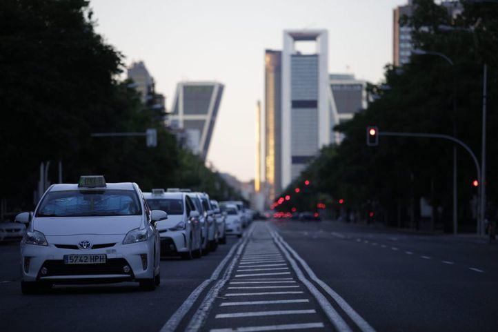 El Ayuntamiento da la razón al taxi y pide que se cumpla la ratio 1/30