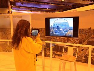El Faro de Moncloa se suma a la realidad virtual