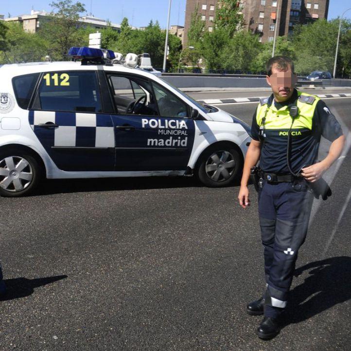 Arrestado en Vicálvaro por posesión de cocaína