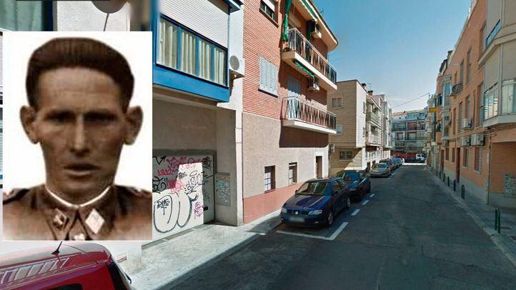El atentado del GRAPO que costó la vida al guardia civil Casimiro Sánchez García tuvo lugar a la altura del número 8 de la calle Juan José Bautista.