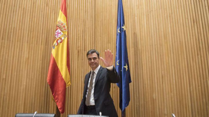 Empujón del PSOE, empate de Cs y PP y bajón de Podemos