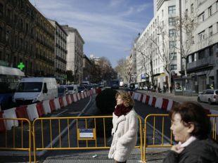Cambio de cabeceras y paradas en la EMT por las obras en Atocha y Canalejas