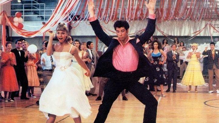 Fotograma de la película Grease, protagonista este viernes de Cibeles de Cine