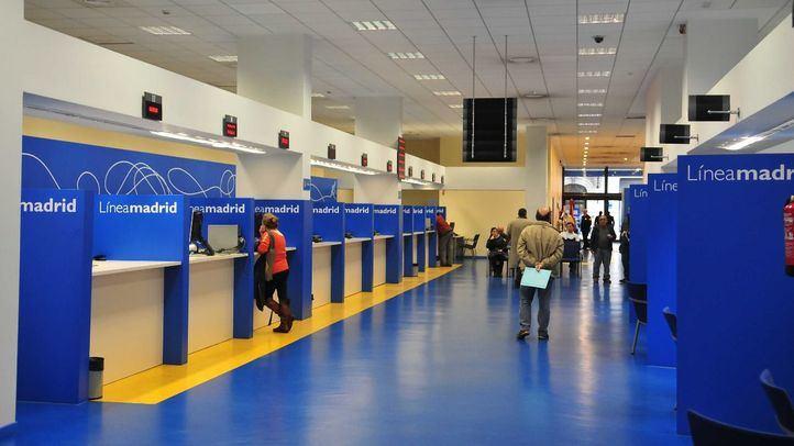 Trabajadores del 010 suspenden la huelga indefinida - Oficinas de atencion a la ciudadania linea madrid ...