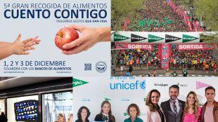 El Corte Inglés promueve más de 3.000 acciones y proyectos sociales, culturales y deportivos en 2017