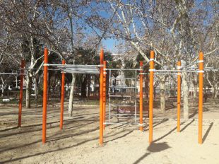 Ciudad Lineal contará con un nuevo parque multideportivo