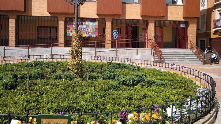 Plaza de las Mujeres en Vicálvaro.