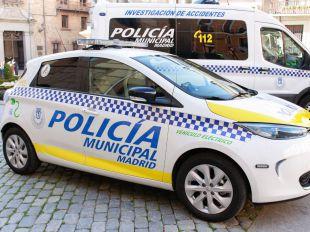 Detenidos dos menores tras una persecución policial