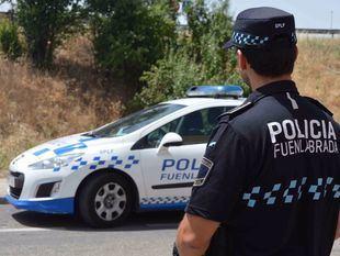 Los agentes identificaron al agresor con las cámaras de seguridad de la zona.