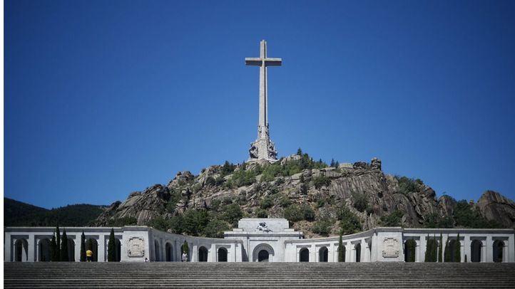 'Nostálgicos' del franquismo llenan el Valle de los Caídos