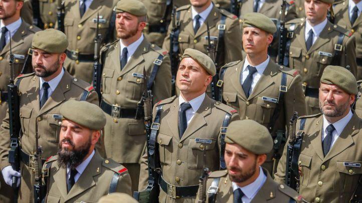 Suspendida la repetición de las pruebas a psicólogo militar