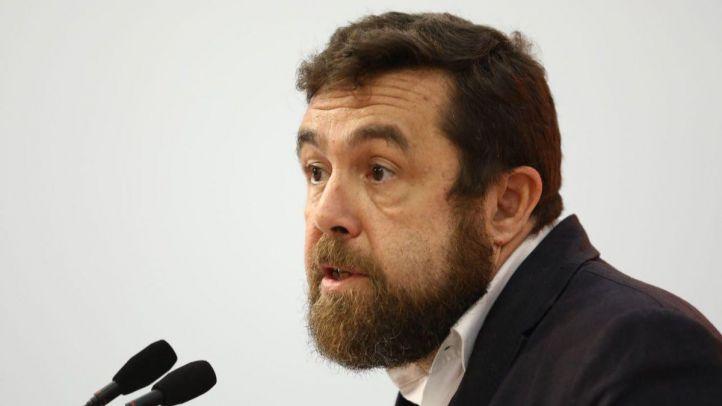 Miguel Gutiérrez, secretario general del grupo parlamentario de Ciudadanos.