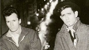 Nacho Canut y Carlos Berlanga.