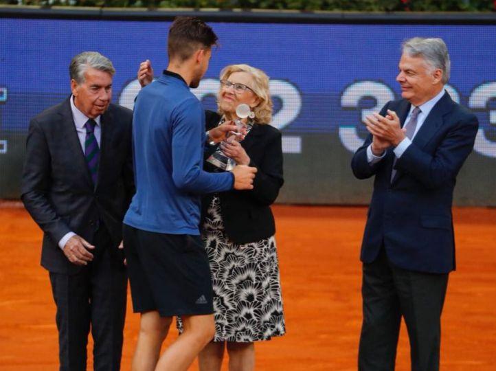 Manolo Santana opta por no traer la Davis a Madrid para no poner en riesgo el Open