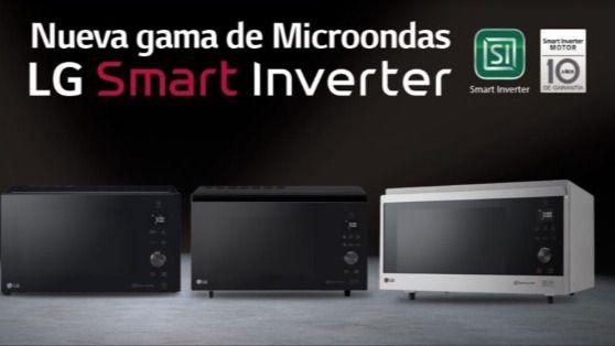 LG Microondas