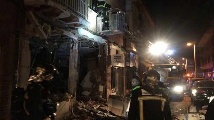 Explosiona un restaurante en Pozuelo de Alarcón