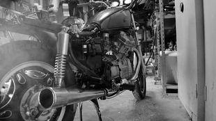 Cómo son los tubos de escape para motos según su material de fabricación