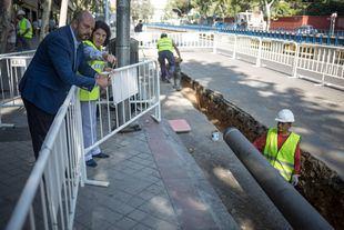 La Comunidad volverá a enterrar los restos arqueológicos de Fuencarral