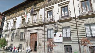 Palacio de Abrantes, en la calle Mayor.
