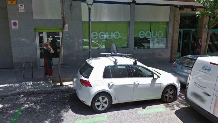 Robo en la sede de Equo Madrid