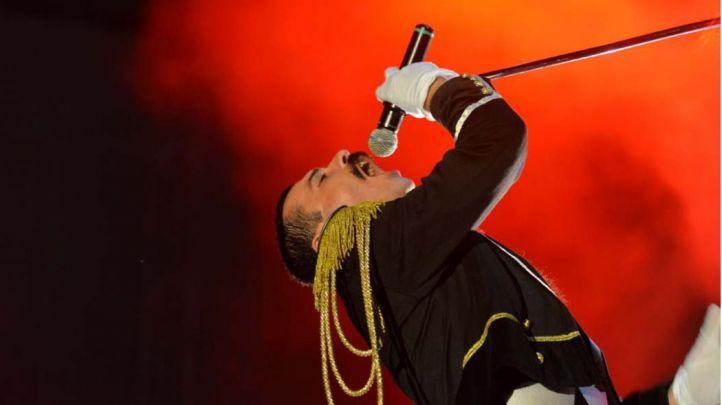 Freddie Mercury vuelve a la Gran Vía por su cumpleaños