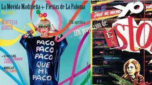 Paco Clavel y el cine de Almodóvar: La Movida llega a Cibeles