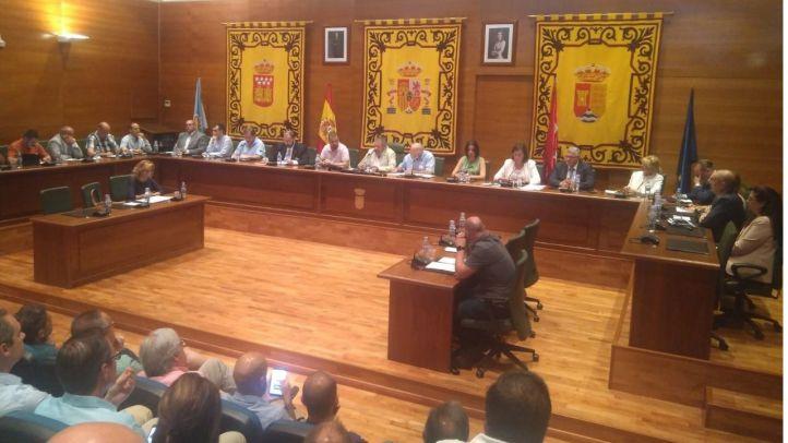 Cs retiene su joya: Arroyomolinos seguirá naranja tras el 'bluf' Ruipérez