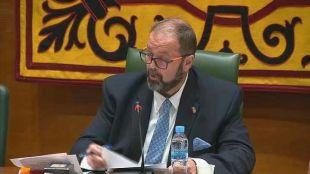 Andrés Martínez Blanes, nuevo alcalde de Arroyomolinos.