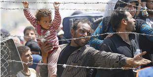 Madrid acogerá a refugiados en un palacete cerrado